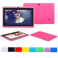"New 7"" Google Android 4.4 Tablet PC MID for Kids Children Dual Cameras WiFi 16GB"