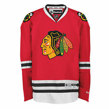 Chicago Blackhawks Jersey Home Red Premier