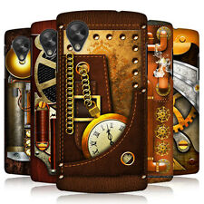 HEAD CASE STEAMPUNK PROTECTIVE HARD BACK CASE COVER FOR LG GOOGLE NEXUS 5 D821