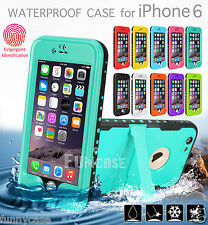 For iPhone 6 4.7 Plus 5.5 Premium Waterproof Shockproof Snow Proof Case Cover