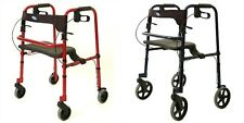 "Invacare 65100 & 68100 Rollite Rollator, A fit for users from 4'8"" - 6'6"" Tall"