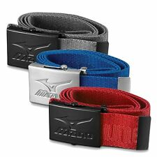 Clearance! 2014 Mizuno Mens Golf Webbing Belt New -One Size **Boxed**