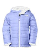 THE NORTH FACE TODDLER GIRLS REVERSIBLE MOSSBUD SWIRL JACKET A6ZM18D BLUE US TD