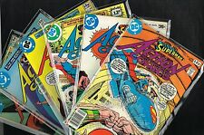 DC - Superman in 'Action Comics' #482-#640 1978-1989 (£1.99 each)
