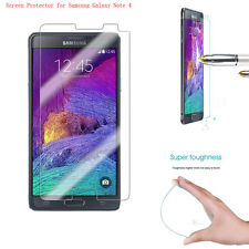 Premium Real Tempered Glass Screen Film 9H For Samsung Galaxy S3/4/5 Note 4