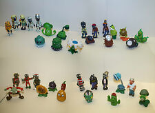 PVZ - PLANTS VS ZOMBIES ACTION FIGURE SETS - 38 DIFFERENT CHARACTERS - UK SELLER