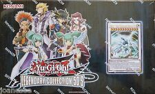 Yu-gi-oh Legendary Collection 5D's Ultra Rare 1st Edition Mint Take Your Pick