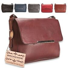 Brunhide Womens Genuine Leather Bag  Ladies Real Shoulder Handbag 116-300