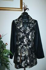 3 Sisters Jacket NWT XS,S 3S895 Gallagher Women's Dressy Trench Coat 14270