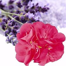 Lavender & Geranium Fragrance Oil Candle/Soap Making, Oil Burners, Diffusers
