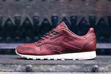Reebok Classic Leather Lux Charles F Stead V55142 Sz 7.5