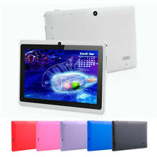 "7"" Google Android 4.2 Tablet PC 4GB/8GB/16GB A23 Dual Core Camera Wi-Fi 1.5GHz"