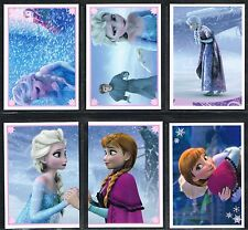 FROZEN Enchanted Moments 2014 Disney/Panini Stickers #121 to #160 (all 99p each)