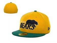 New Era NWT NCAA Youth Tight 59FIFTY Fitted Hat Cap Cal Golden Bears - GD