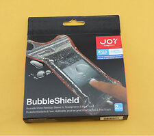 2 Pack BubbleShield Dust Scratch Water Resistant Protection Case Cover Sleeve