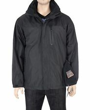 Hawke & Co Black 3-in-1 Water Resistant Parka Coat With Removable Hood Jacket