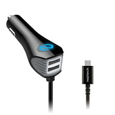 4.8A Ultra-Rapid Car Charger with 2 USB Ports For Samsung ATIV SE Odyssey