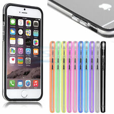 """Wholesale TPU Rubber Thin Bumper Case Frame Cover For iPhone 6S Plus 5.5"""""""