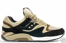 Saucony Grid 9000 Black Green Autumn Spice Pack S70134-8
