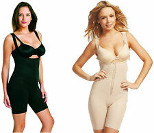 Miraclesuit Extra Firm Control Shapewear Body Underbust Cincher Shorts Torsette