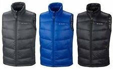 COLUMBIA GOLD 650 TURBODOWN DOWN VEST MENS BLACK BLUE GRAPHITE NEW AUTHENTIC