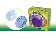 7 INCH ROLL-N-AROUND EXERCISE ROLLING BALL FOR HAMSTERS, GERBILS, MICE, & MORE