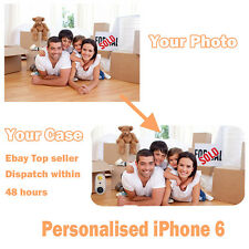 "Hot Personalised Custom Printed Photo Picture Case Cover for Apple 4.7"" iPhone 6"