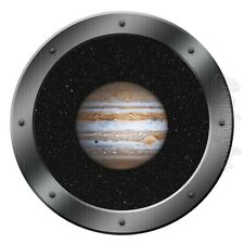 Jupiter Wall Decal Peel & Stick Color Graphics Removable Wall Art Space Planets