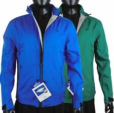 NEW Men's J Lindeberg Jaiden 3D Dermizax Jacket Sz.M 26MG324220472 Green or Blue