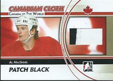 11-12 ITG CANADA VS THE WORLD CANADIAN CLOTH JERSEY & PATCH U-PICK FROM LIST