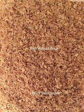 Wheat Bran Worm bedding Mealworms Food Anamal Feed Worm Food  8 OZ. /1/2/5 LB