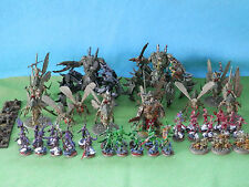 WARHAMMER CHAOS DAEMONS ARMY MANY UNITS TO CHOOSE FROM