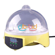 Incubator 7 Egg Capacity Automatic Digital Chicken Duck Bird Hatch Professional