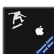 Skateboard Kickflip Decal - Vinyl Sticker for Car, Laptop, iPhone