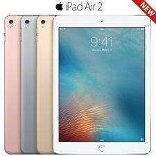 New Apple iPad Air 2 (16/64/128GB) WiFi Retina Display 9.7 Touch ID Latest Model