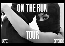 On The Run Tour JayZ Beyonce Poster A1 A2 A3 A4 Hov B Flawless Surfboard Blow