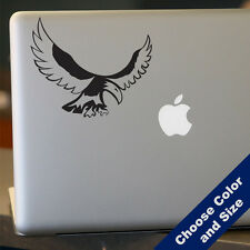 Tribal Eagle Decal, Bird Sticker for Car or Laptop