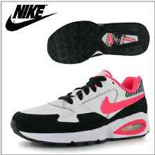 NIKE Air Max ST Ladies,Girls Trainers Size 1,2,3,4,5,5 1/2 Black,Pink,White