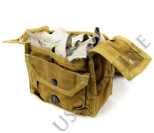 Russian Soviet Army Military Olive Medic FIRST AID KIT Belt Pouch Bag Bandages