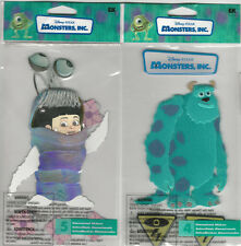 U CHOOSE  Disney SULLY  BOO 3D Stickers monster's inc.