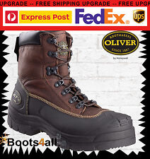 NEW Oliver AT's Work Boots Safety/Steel Toe Cap Mining/Industrial Lace-up 65390