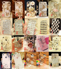 Luxury Bling Diamond Crystal case cover Shell For iphone 6 plus 5 5c 5s 4 4s P10