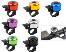 Colorful Bike Bicycle Security Handlebar Ring Bell Cycling Alarm Bell Horn Ride