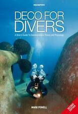 NEW Deco for Divers by Mark Powell Paperback Book Free Shipping
