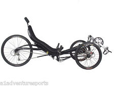 PERFORMER FOLDING RECUMBENT TRIKE FREE DELIVERY TO MOST COUNTRIES