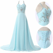 2015 Women Homecoming Evening Pageant Prom Formal Wedding Bridesmaids Gown Dress