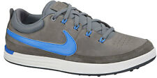Nike Lunar Waverly Golf Shoes Spikeless 652780-002 Grey/Blue/White Mens New