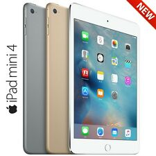 "New Apple iPad Mini 3 with Retina Display 7.9"" 16/64/128 GB Tablet w/ Touch ID"