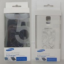 Genuine SAMSUNG Galaxy S5 Wireless Charging Cover Back Battery Case White Black