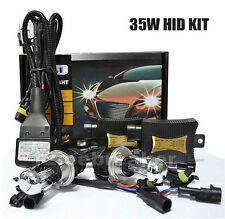 35W HID Xenon Light Bulb Kit H1 H3 H4 H7 H8 H9 H10 H11 H13 9005 9006 880 881